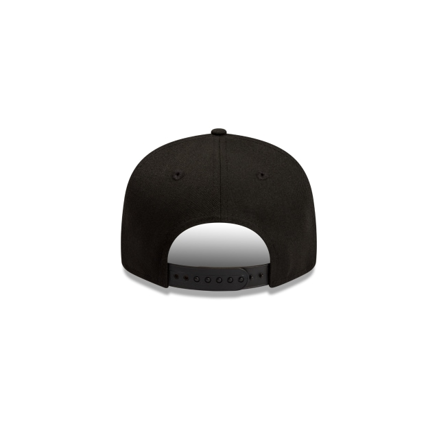 Los Angeles Lakers Black Drip Youth 9fifty | Los Angeles Lakers Basketball Caps | New Era Cap
