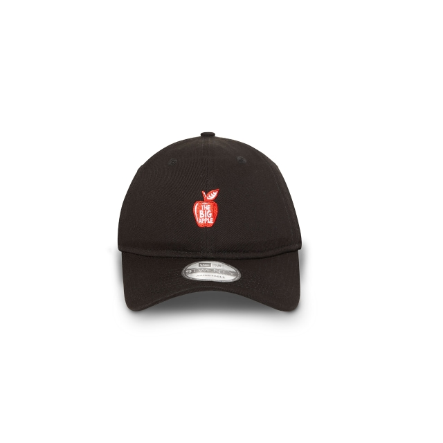 The Big Apple Black 9twenty | Ne Big Apple Caps | New Era Cap
