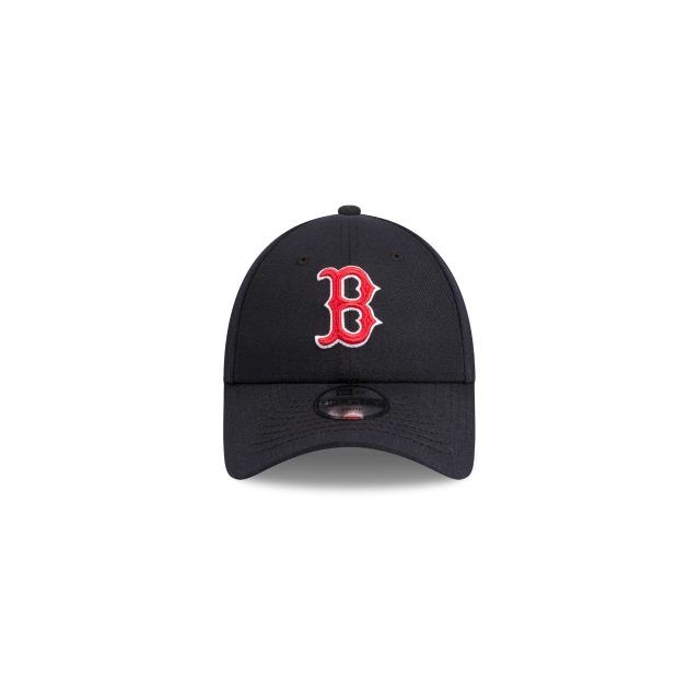 BOSTON RED SOX NAVY YOUTH 9FORTY Front view