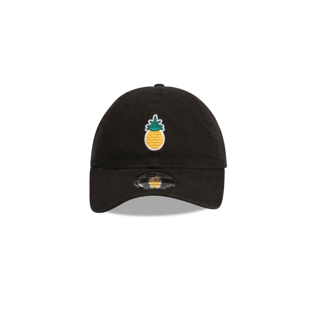 Pineapple Washed Black 9twenty | Cus 920 Caps | New Era Cap