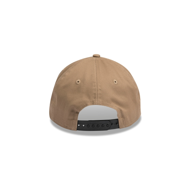 New York Yankees Light Brown 9forty A-frame | New York Yankees Baseball Caps | New Era Cap