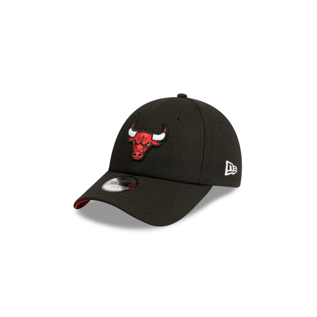 Chicago Bulls Black Youth 9forty | New Era Cap
