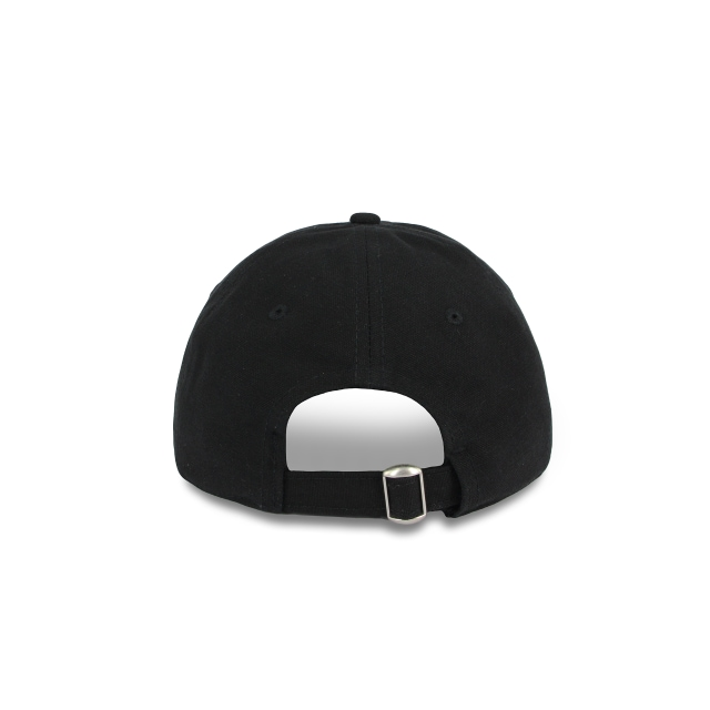 TACO EL NEW ERA BLACK 9TWENTY FLAT VISOR Rear view