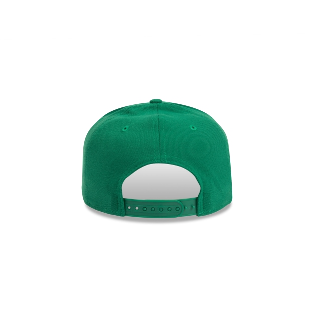 BOSTON CELTICS KELLY GREEN 9FIFTY STRETCH SNAPBACK Rear view