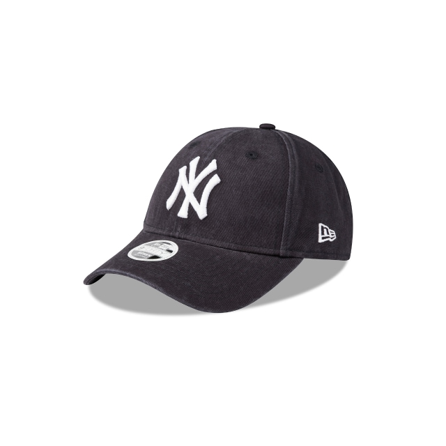New York Yankees Washed Navy Womens 9forty | New Era Cap