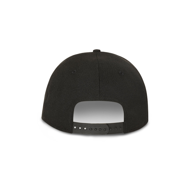OAKLAND RAIDERS BLACK 9FIFTY SNAPBACK Rear view