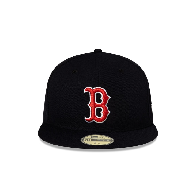 BOSTON RED SOX AUTHENTIC COLLECTION 59FIFTY FITTED Front view