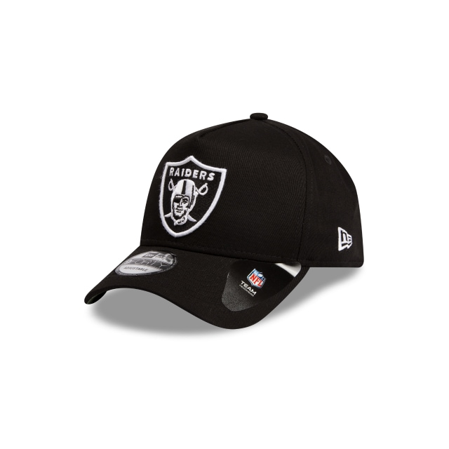 Oakland Raiders Black Green 9forty A-frame | New Era Cap