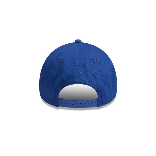Philadelphia 76ers Majestic Blue 9forty A-frame | Philadelphia 76ers Basketball Caps | New Era Cap