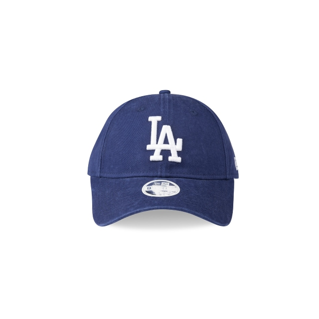 Los Angeles Dodgers Washed Dark Royal Womens 9forty | Los Angeles Dodgers Baseball Caps | New Era Cap