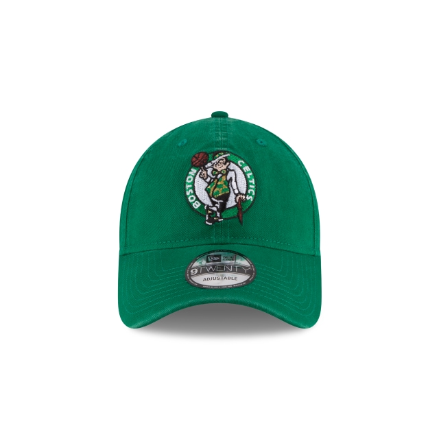 BOSTON CELTICS KELLY GREEN 9TWENTY Front view