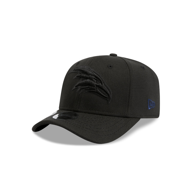 Adelaide Crows Black 9fifty Stretch Snapback | New Era Cap