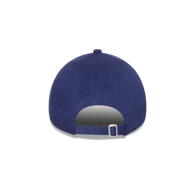 LOS ANGELES DODGERS DARK ROYAL WOMENS 9FORTY Rear view