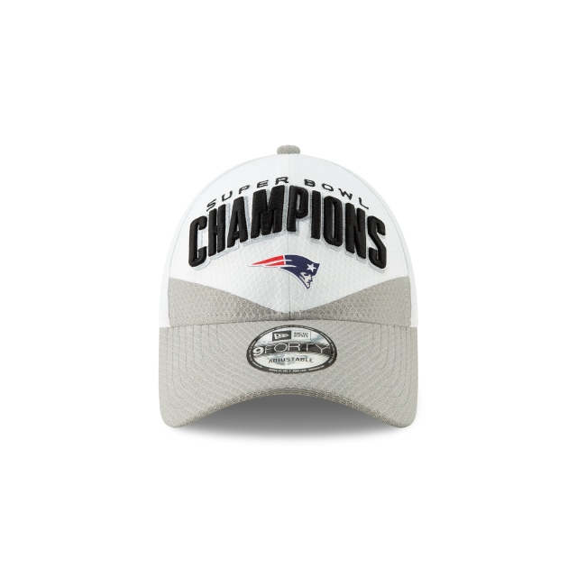 New England Patriots Super Bowl Champs Official Locker Room 9forty  36ee48b12c5
