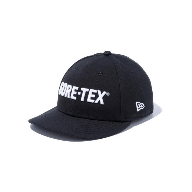 GORE-TEX BLACK LOW PROFILE 9FIFTY 3 quarter left view
