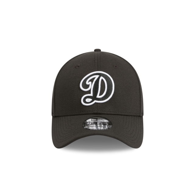 LOS ANGELES DODGERS BLACK 39THIRTY Front view