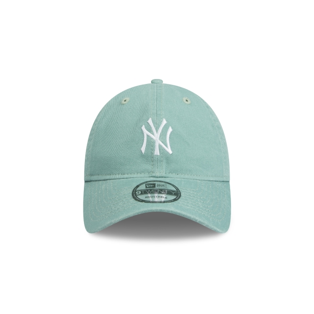 New York Yankees Washed Mint 9twenty | New York Yankees Baseball Caps | New Era Cap