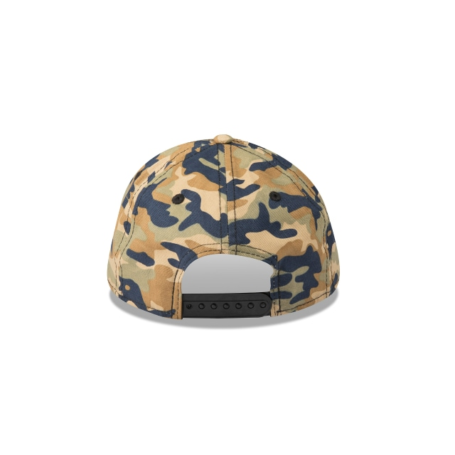LOS ANGELES DODGERS CAMO 9FORTY A-FRAME Rear view