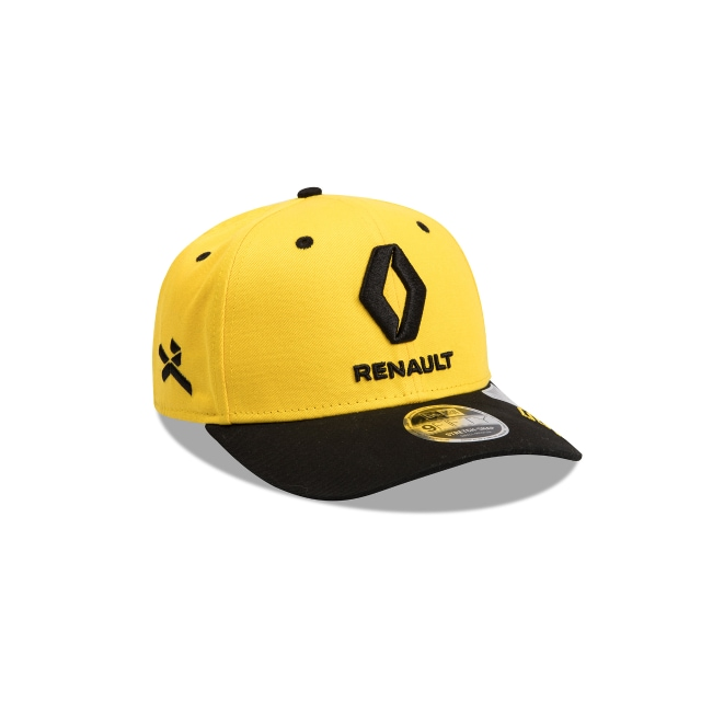 Ricciardo Renault F1 Yellow 9fifty Stretch Snapback | Team Sports Emea Caps | New Era Cap