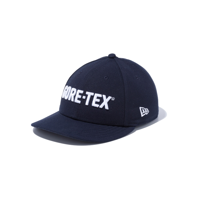 GORE-TEX NAVY LOW PROFILE 9FIFTY 3 quarter left view