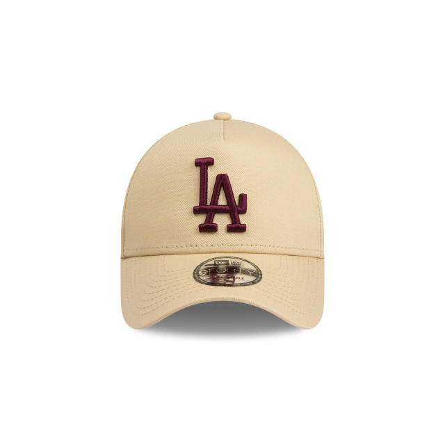 New York Yankees Gold And Maroon 9forty A-frame | New York Yankees Baseball Caps | New Era Cap