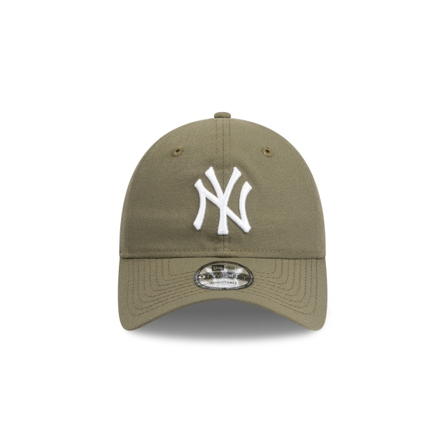 NEW YORK YANKEES NEW OLIVE 9TWENTY Front view