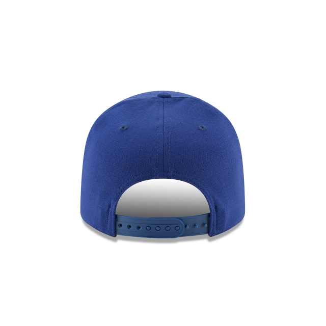 Los Angeles Dodgers Dark Royal 9fifty Stretch Snapback | Los Angeles Dodgers Baseball Caps | New Era Cap