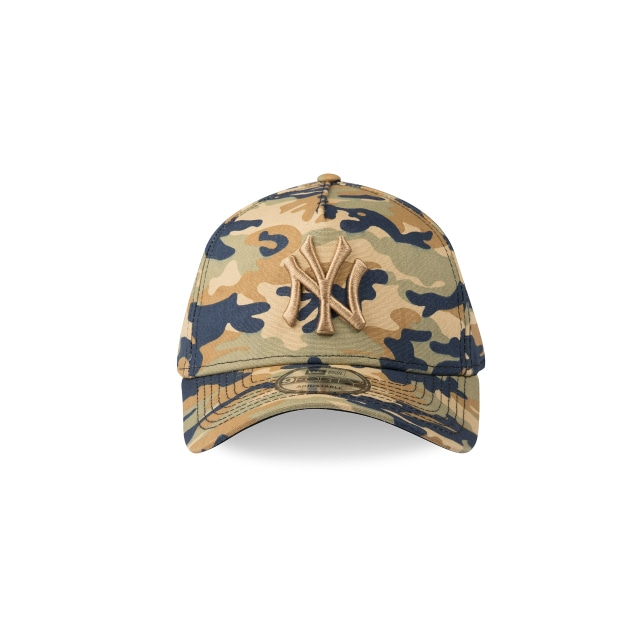 New York Yankees Camo 9forty A-frame | New York Yankees Baseball Caps | New Era Cap