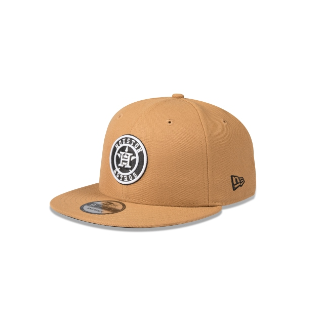 Houston Astros Wheat 9fifty Snapback | New Era Cap