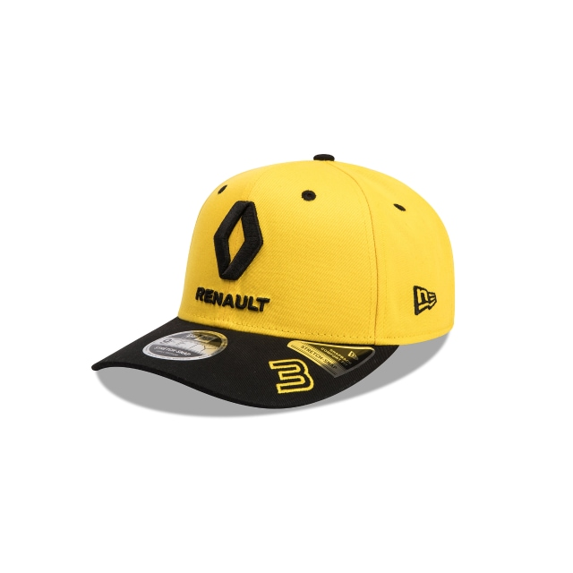 Ricciardo Renault F1 Yellow 9fifty Stretch Snapback | New Era Cap