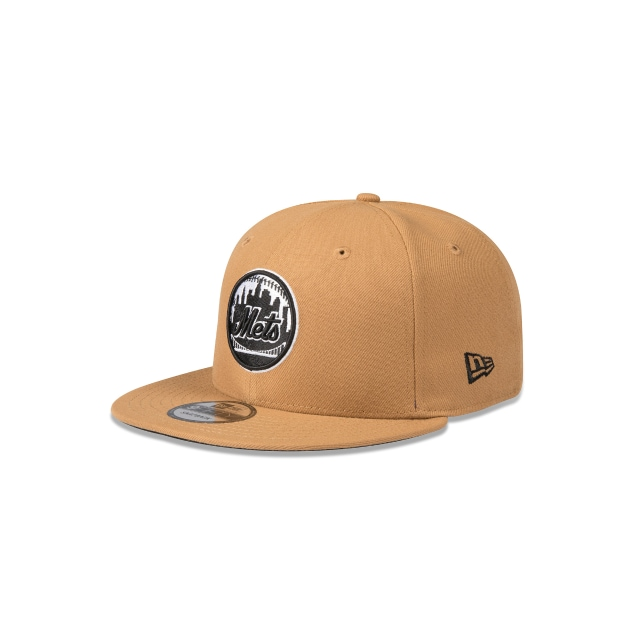 New York Mets Wheat 9fifty Snapback | New Era Cap