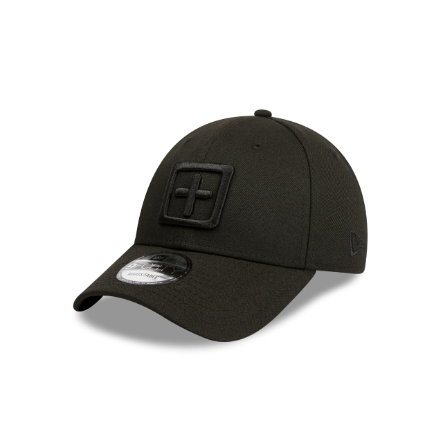 Ksubi Box Cross Black 9forty | Custom Caps | New Era Cap