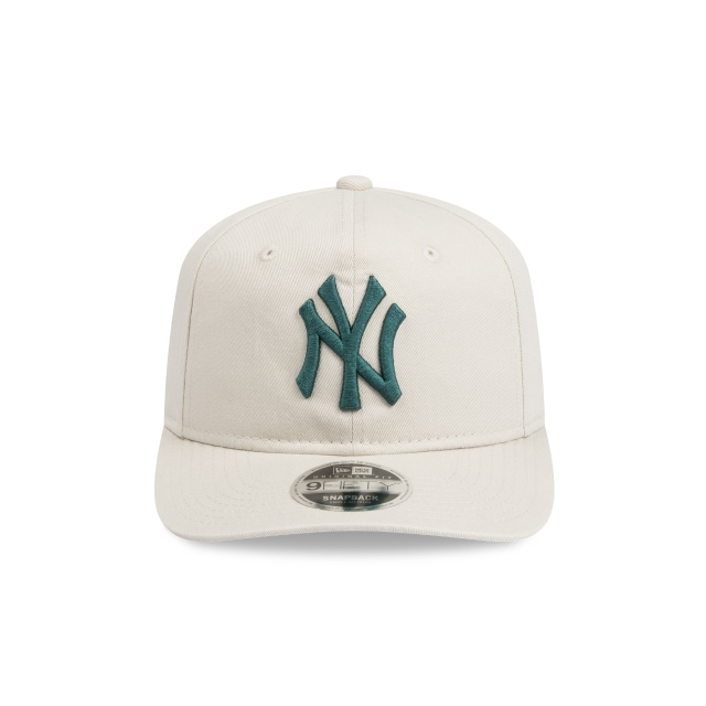 92c14d73cfa New York Yankees Stone Unstructured 9fifty Original Fit Pre-curved Snapback