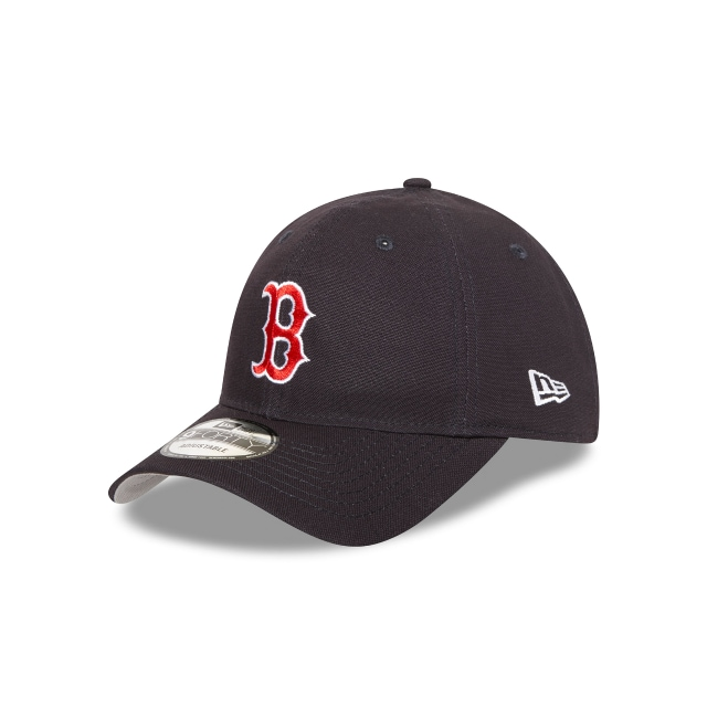 efb7c5c5d4d Boston Red Sox Washed Navy Unstructured 9forty