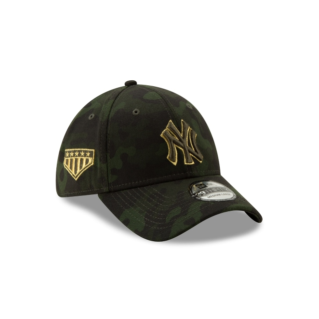 New York Yankees Armed Forces 39thirty Stretch Fit | New Era Cap