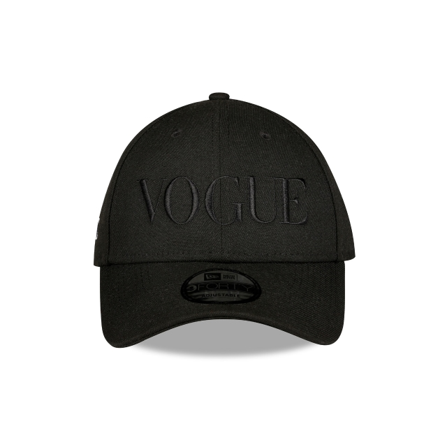 Vogue Black 9forty | Custom Caps | New Era Cap