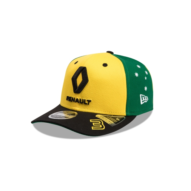 Ricciardo Renault F1 Australia Panel 9fifty Stretch Snapback | New Era Cap