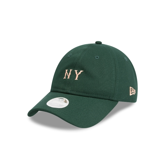 New York Yankees Cooperstown Dark Green Womens Unstructured 9forty | New Era Cap