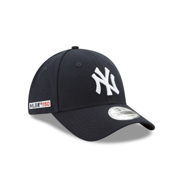 5a7640a1b67 New York Yankees 150th Anniversary 9forty