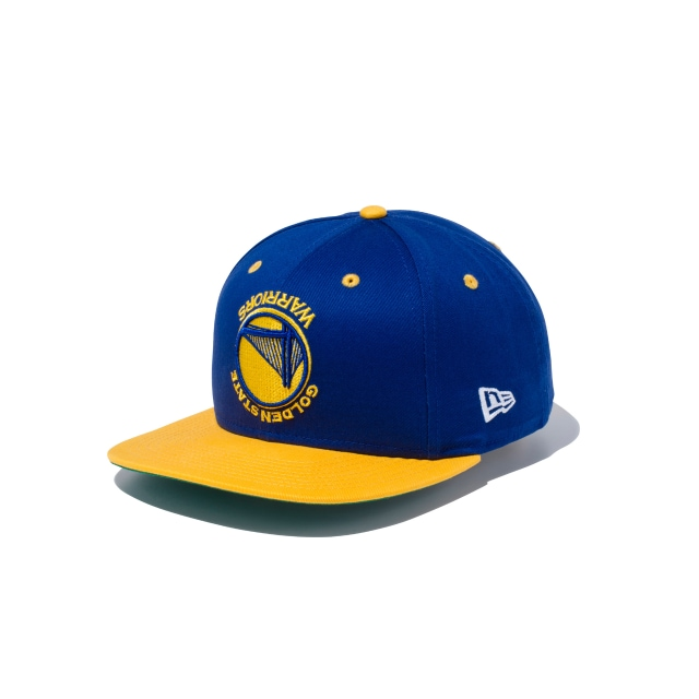 Golden State Warriors Upside Down Light Royal 9fifty Snapback | Golden State Warriors Basketball Caps | New Era Cap