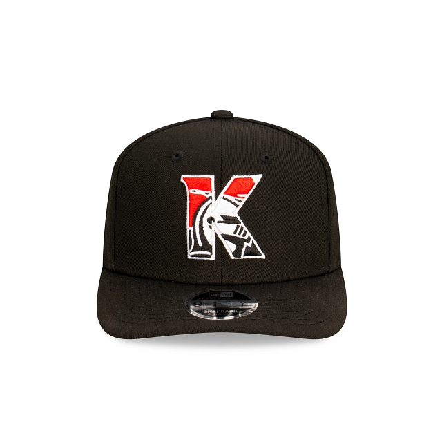 Newcastle Knights Black And Official Team Colours Original Fit 9FIFTY Snapback | Newcastle Knights Hats | New Era Cap