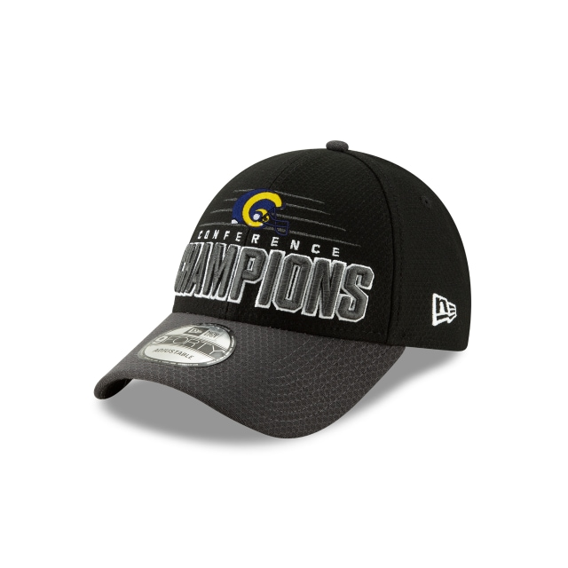 Los Angeles Rams Conference Champs 9forty | New Era Cap
