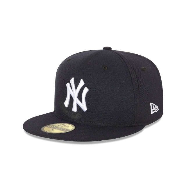 c763f2bc38b New York Yankees Authentic Collection 59fifty Fitted