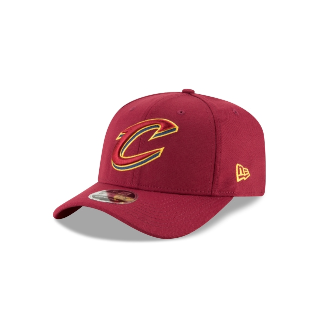 Cleveland Cavaliers Cardinal 9fifty Stretch Snapback | New Era Cap