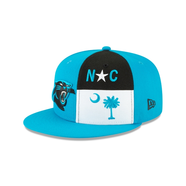 Carolina Panthers On-stage Nfl Draft 9fifty | New Era Cap
