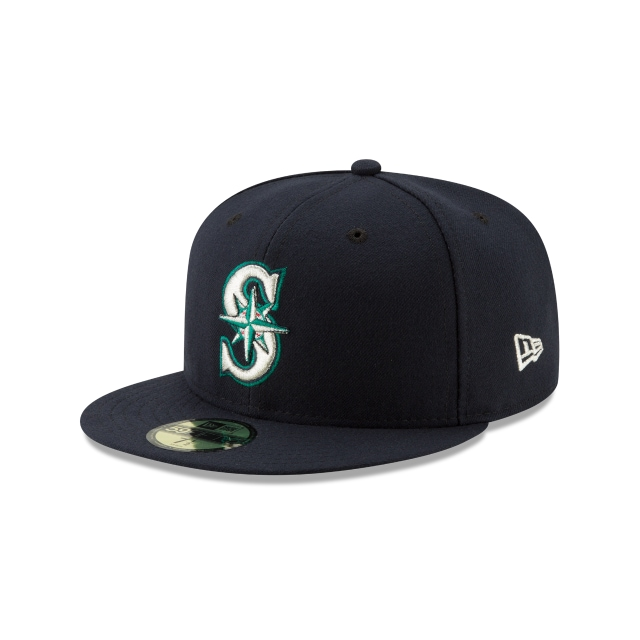 Seattle Mariners Authentic Collection 59fifty Fitted | New Era Cap