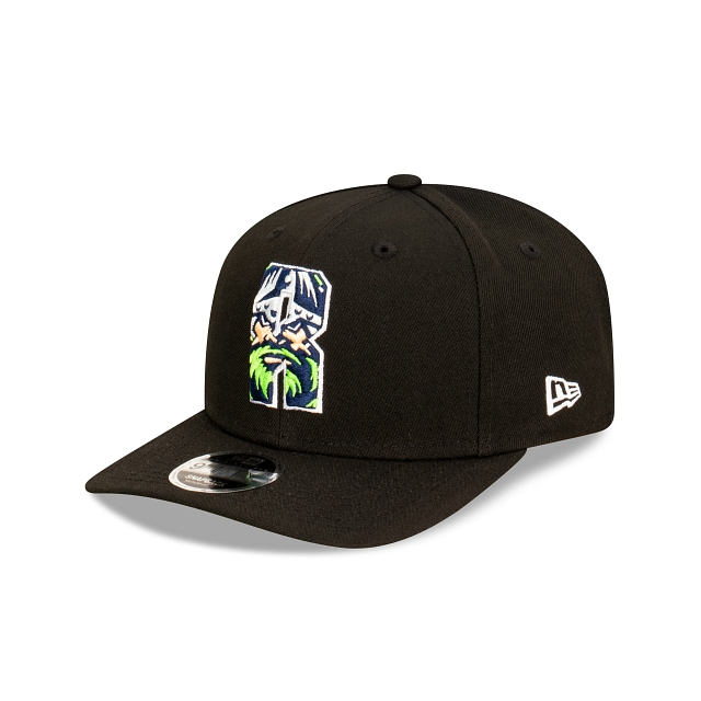 Canberra Raiders Black And Official Team Colours Original Fit 9FIFTY Snapback | Canberra Raiders Hats | New Era Cap