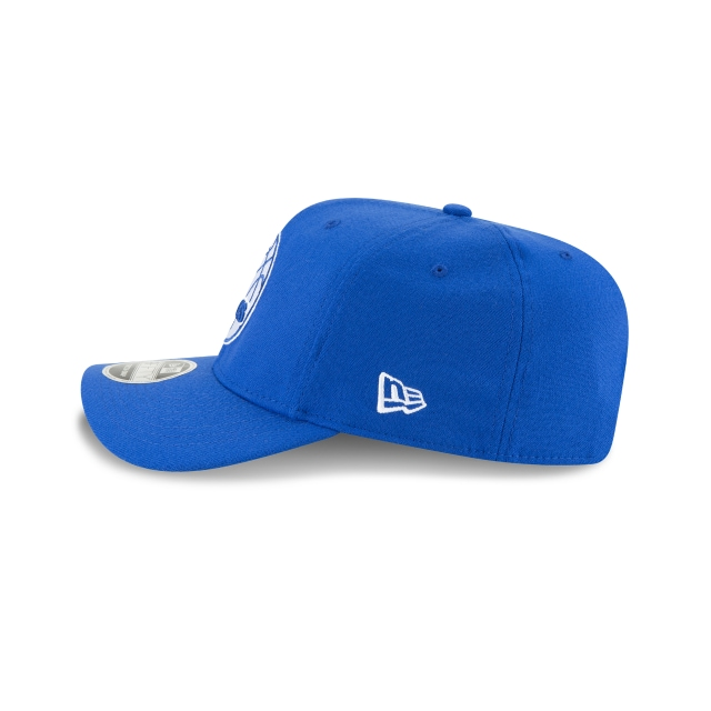 Philadelphia 76ers Blue 9fifty Stretch Snapback | Philadelphia 76ers Basketball Caps | New Era Cap