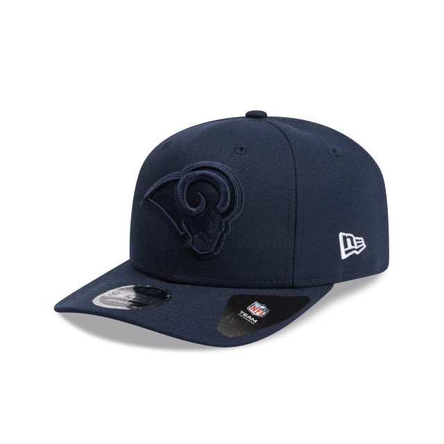 Los Angeles Rams Oceanside Blue 9fifty Original Fit | New Era Cap