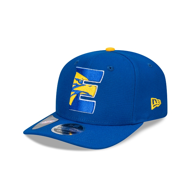 West Coast Eagles Letter Infill Official Team Colours Original Fit 9FIFTY Snapback | West Coast Eagles Hats | New Era Cap